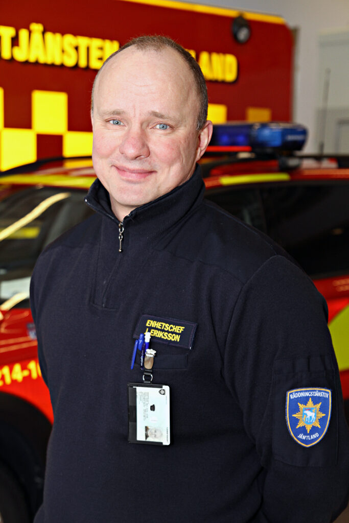Jörgen Ericsson