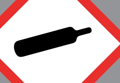 Grafisk symbol för syrgas
