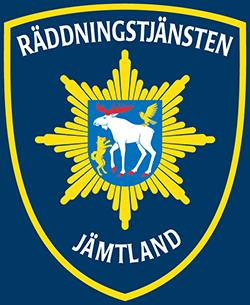 Räddningstjänsten Jämtland, logotyp.